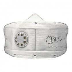 Maseczka przeciwpyłowa składana BLS 829 FFP2