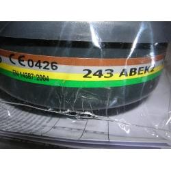 Filtr ABEK2 R seria 200 (2 szt.)