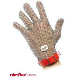 Rękawice stalowe antyprzecięciowe