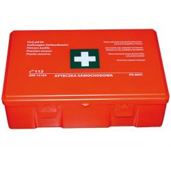 Apteczka pierwszej pomocy, samochodowa