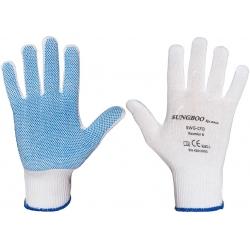 Rękawice robocze z mikronakropkiem