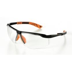 Okulary Univet bezbarwne UV400 softpad lekkie
