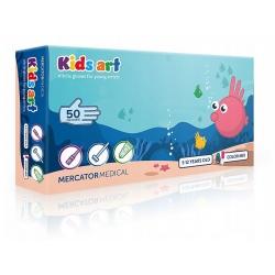 Kolorowe rękawiczki dziecięce DLA DZIECI 5-12 LAT