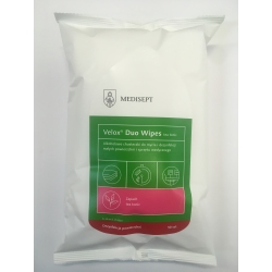 Velox® Duo Wipes tea tonic