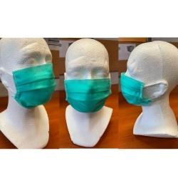 Maska 3-warstwowa z włókniny polipropylenowej