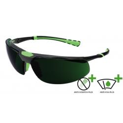 Okulary spawalnicze Univet 5x3 filtr 5